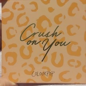 Colourpop crush on you highlighter palette